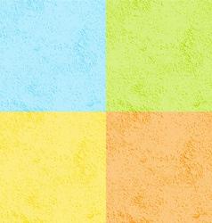 Set of Seamless Walls Pattern vector image vector image