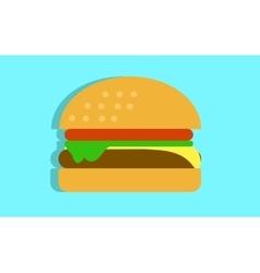 Burgerino vector