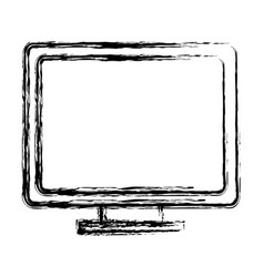 Computer device icon vector