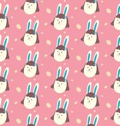 Rabbit2 vector image vector image