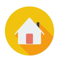 Home single icon vector image