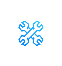 Tools repair icon vector