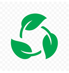 biodegradable recyclable plastic free package vector image