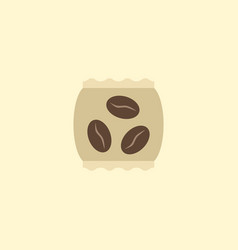flat icon instant element of vector image