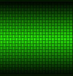 Metalic green industrial texture for design vector