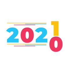 2021 new year happy new year new year happy vector image