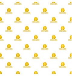 creative idea brain pattern seamless vector image