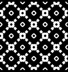 Seamless texture monochrome tileable pattern vector
