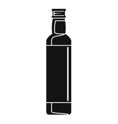 spanish olive oil icon simple style vector image