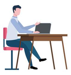 Worker consultation broker man agent vector