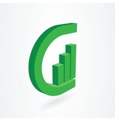g letter design vector image