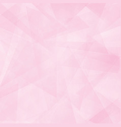 modern pink love abstract background vector image