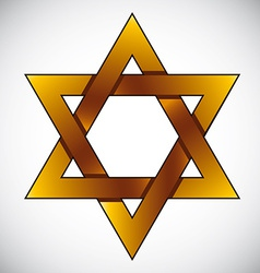 Star of David vector