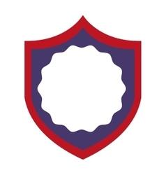 shield america united states vector image