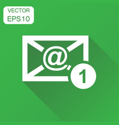 Mail email envelope icon business concept e-mail vector