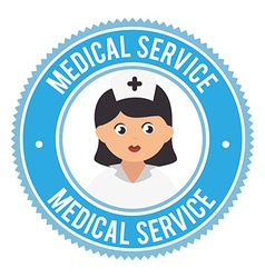 healthcare medical vector image