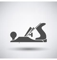 Jack-plane tool icon vector