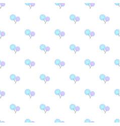 Bengal light stick pattern seamless vector
