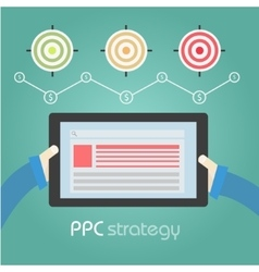 Pcc strategy targets graph vector image