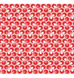 Small circle pattern vector