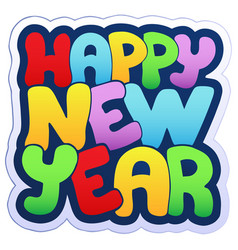Happy New Year Clipart 2020 60