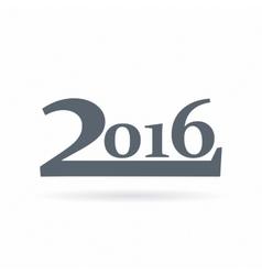 logo 2016 vector image