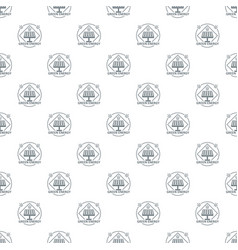 energy pattern seamless vector image