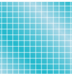 Lines composition texture pattern in ocean blue vector