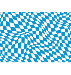 oktoberfest abstract geometric wavy pattern vector image