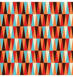 Abstract colorful pattern background vector image