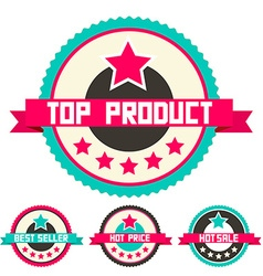 Top Product - Best Seller - Hot Price and Hot Sale vector image vector image