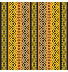 abstract african ethnic patterns vector image
