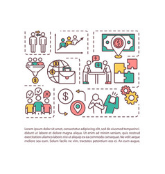 Challenge and benefit multiculturalism concept vector