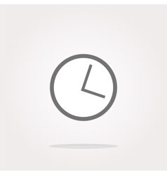 time Icon time Icon time Icon Art time vector image vector image