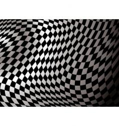 checkered abstract vector image