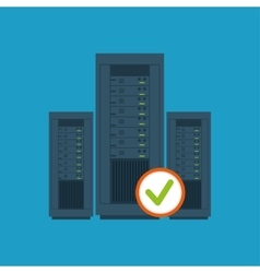 Data center server hardware computer system check vector