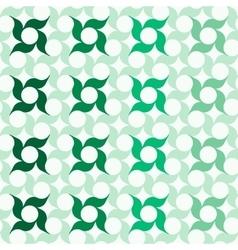 Geometric Pinwheel Pattern vector image