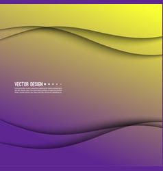 Abstract creative concept vector