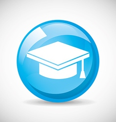 Study icon vector