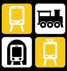 Train design vector