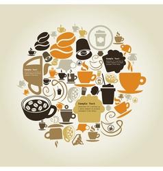 Food1 vector image vector image
