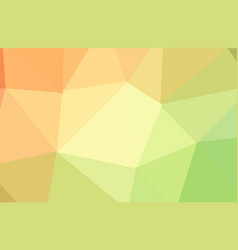 Abstract polygonal background geometric creative vector