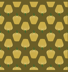fresh green seamless pattern vector image