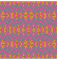 1930s geometric art deco pattern vector image