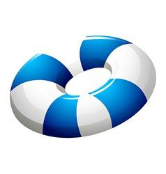 A lifebuoy vector image
