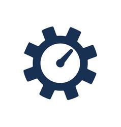 Efficiency employee performance icon vector