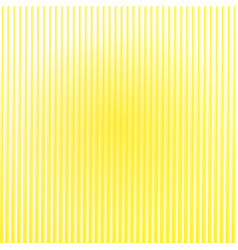 yellow stripped vertical background vector image
