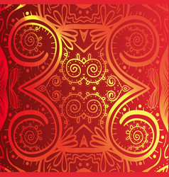 abstract ornamental texture background design vector image vector image