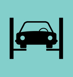 icons car service vector image vector image