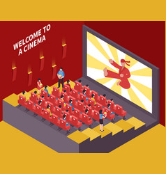 At the movies composition vector
